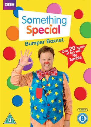 Rent Something Special: Mr Tumble Bumper Collection Online DVD Rental