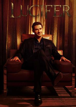 Lucifer: Series 2 Online DVD Rental