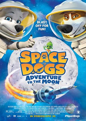 Space Dogs: Adventure to the Moon Online DVD Rental