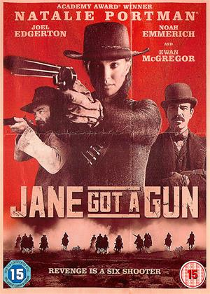 Jane Got a Gun Online DVD Rental