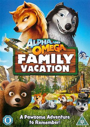 Alpha and Omega: Family Vacation Online DVD Rental