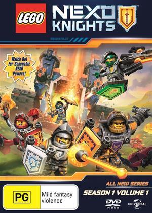 LEGO Nexo Knights: Series 1: Part 1 Online DVD Rental