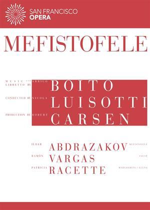 Rent Mefistofele: San Francisco Opera (Luisotti) Online DVD Rental