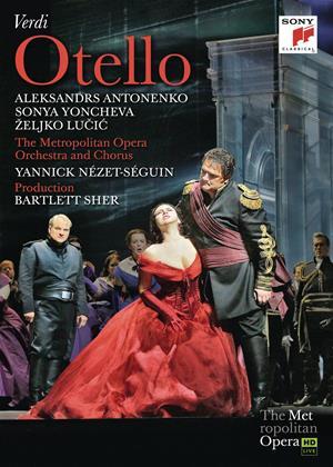 Otello: Metropolitan Opera (Nézet-Séguin) Online DVD Rental