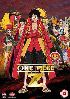Rent One Piece: Z Online DVD Rental
