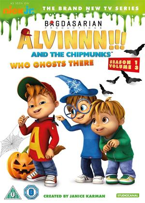 Alvin and the Chipmunks: Who Ghosts There: Series 1: Vol.3 Online DVD Rental