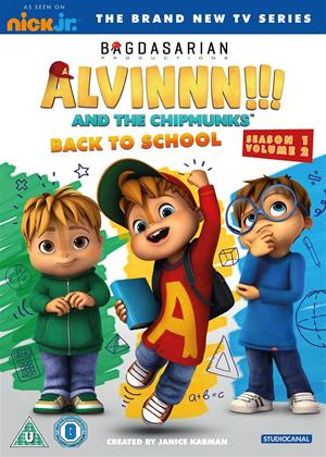 Rent Alvin and the Chipmunks: Back to School: Series 1: Vol.2 Online DVD Rental