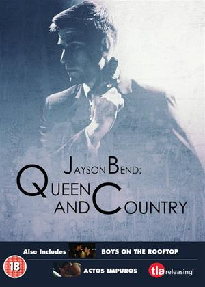 Rent Jayson Bend: Queen and Country Online DVD Rental