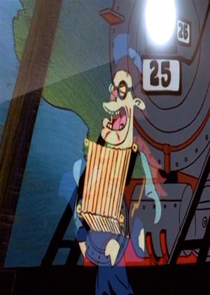Hey Arnold!: Haunted Train Online DVD Rental