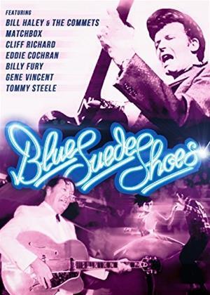 Blue Suede Shoes Online DVD Rental