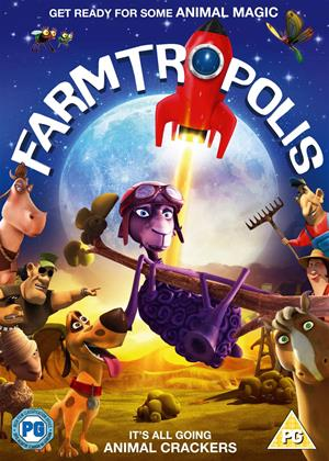 Rent Farmtropolis (aka Pup / Black to the Moon 3D) Online DVD Rental