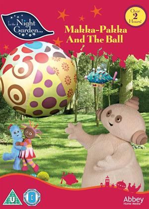 Rent In the Night Garden: Makka Pakka and the Ball Online DVD Rental