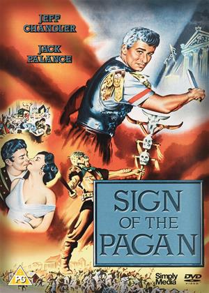 Sign of the Pagan Online DVD Rental