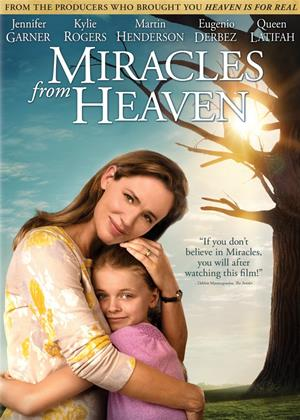 Miracles from Heaven Online DVD Rental