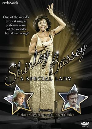 Rent Shirley Bassey: A Special Lady Online DVD Rental