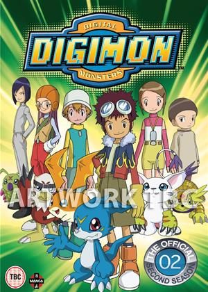 Digimon: Digital Monsters: Series 2 Online DVD Rental