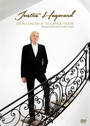 Justin Hayward: Live in Concert at the Capitol Theatre Online DVD Rental
