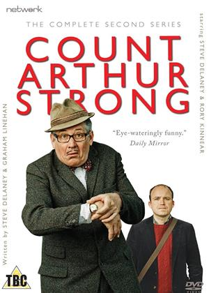 Count Arthur Strong: Series 2 Online DVD Rental