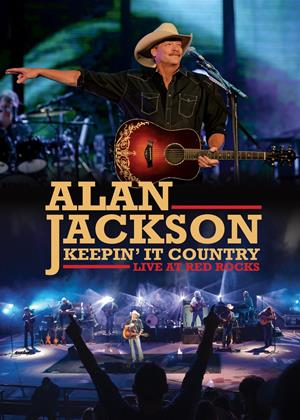 Rent Alan Jackson: Keepin' It Country: Live at Red Rocks Online DVD Rental