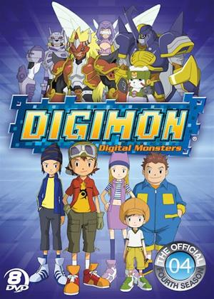 Digimon: Digital Monsters: Series 4 Online DVD Rental