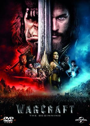 Warcraft: The Beginning Online DVD Rental