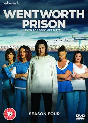 Wentworth Prison: Series 4 Online DVD Rental
