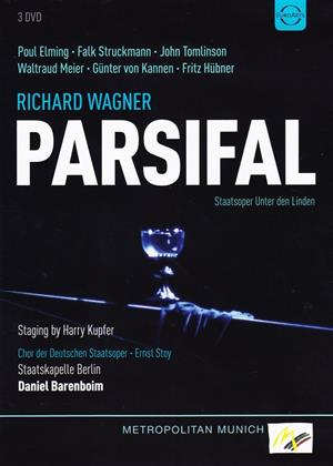 Rent Parsifal: Staatskapelle Berlin (Barenboim) Online DVD Rental