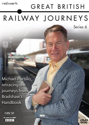 Rent Great British Railway Journeys: Series 6 Online DVD Rental