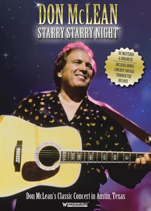 Rent Don McLean: Starry Starry Night Online DVD Rental
