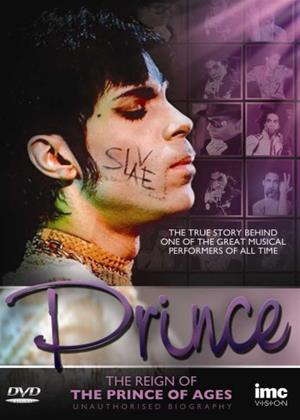 Prince: The Reign of The Prince of Ages Online DVD Rental