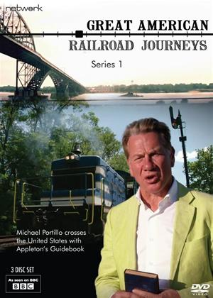Rent Great American Railroad Journeys: Series 1 Online DVD Rental