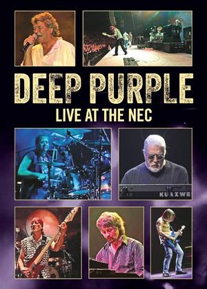 Deep Purple: Live at the NEC Online DVD Rental
