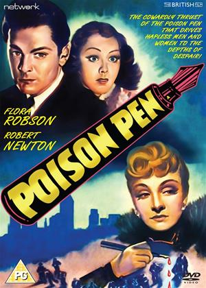Poison Pen Online DVD Rental