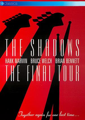 Rent The Shadows: The Final Tour Online DVD Rental