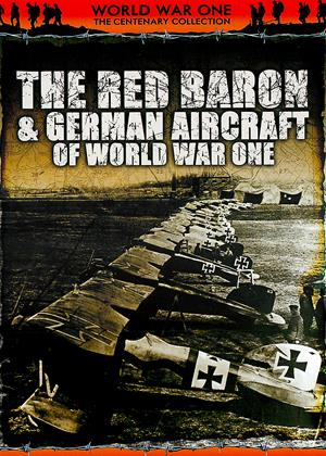 Rent The Red Baron / German Aircraft of World War One Online DVD Rental