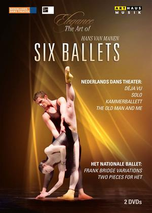 Rent Hans Van Manen: Six Ballets Online DVD Rental