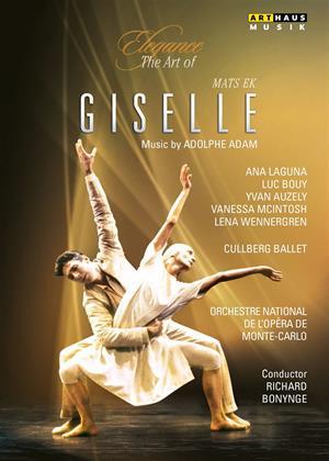 Rent Giselle: The Cullberg Ballet (Bonynge) Online DVD Rental