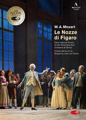 Rent Le Nozze Di Figaro: China National Centre for Performing (Jia) Online DVD Rental