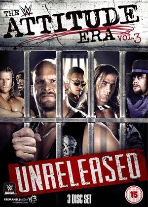 Rent WWE: Attitude Era: Vol.3: Unreleased Online DVD Rental