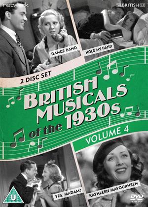 Rent British Musicals of the 1930s: Vol.4 Online DVD Rental