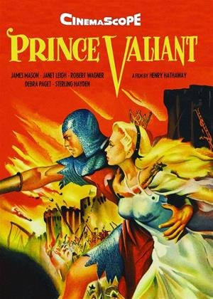 Rent Prince Valiant Online DVD Rental