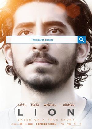 Lion Online DVD Rental