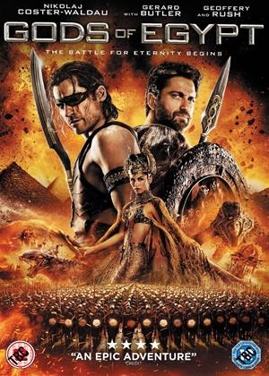 Gods of Egypt Online DVD Rental