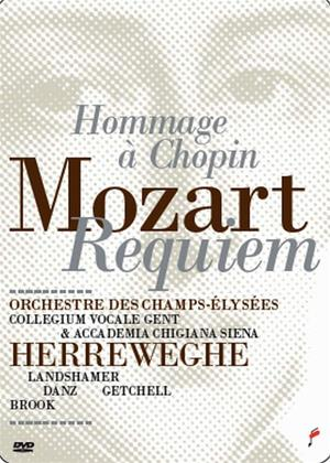 Rent Mozart: Requiem in D Minor: Orchestre Des Champs-Élysées Online DVD Rental