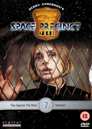 Space Precinct: Vol.7 Online DVD Rental