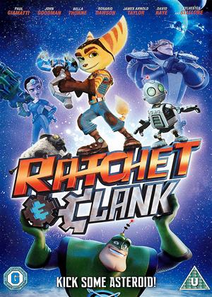 Ratchet and Clank Online DVD Rental