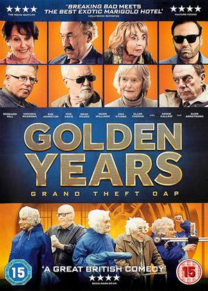 Golden Years Grand Theft OAP Online DVD Rental