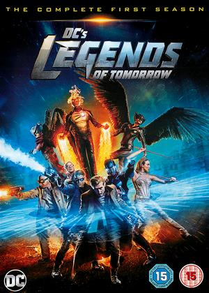 Legends of Tomorrow: Series 1 Online DVD Rental