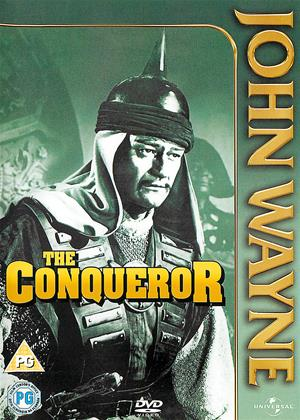 Rent The Conqueror (aka Conqueror of the Desert) Online DVD Rental