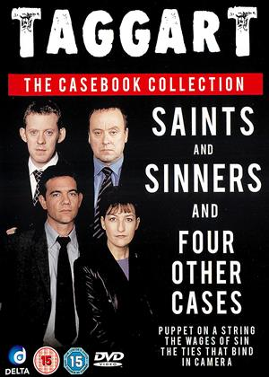 Taggart: Saints and Sinners and Four Other Cases Online DVD Rental